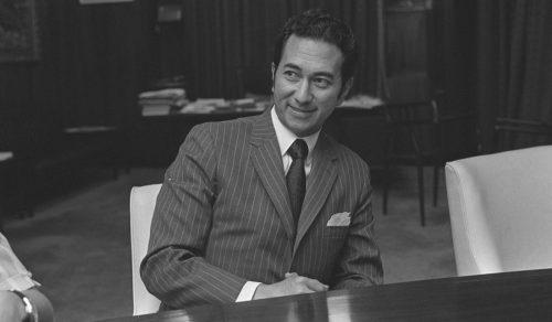 Ảnh chụp Stanley Ho vào khoảng tháng 8-1971