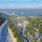 Bình Định điều chỉnh quy hoạch Khu du lịch Hải Giang Merry Land