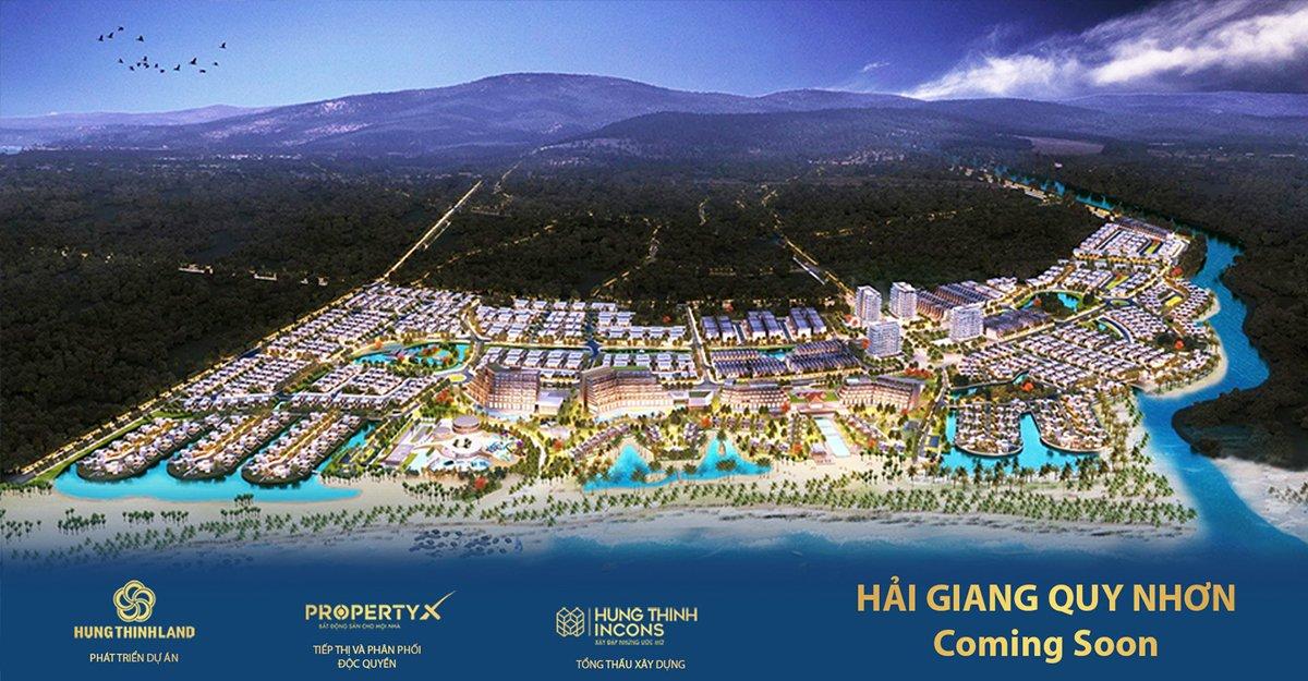 Chủ đầu tư dự án Hải Giang Merry Land