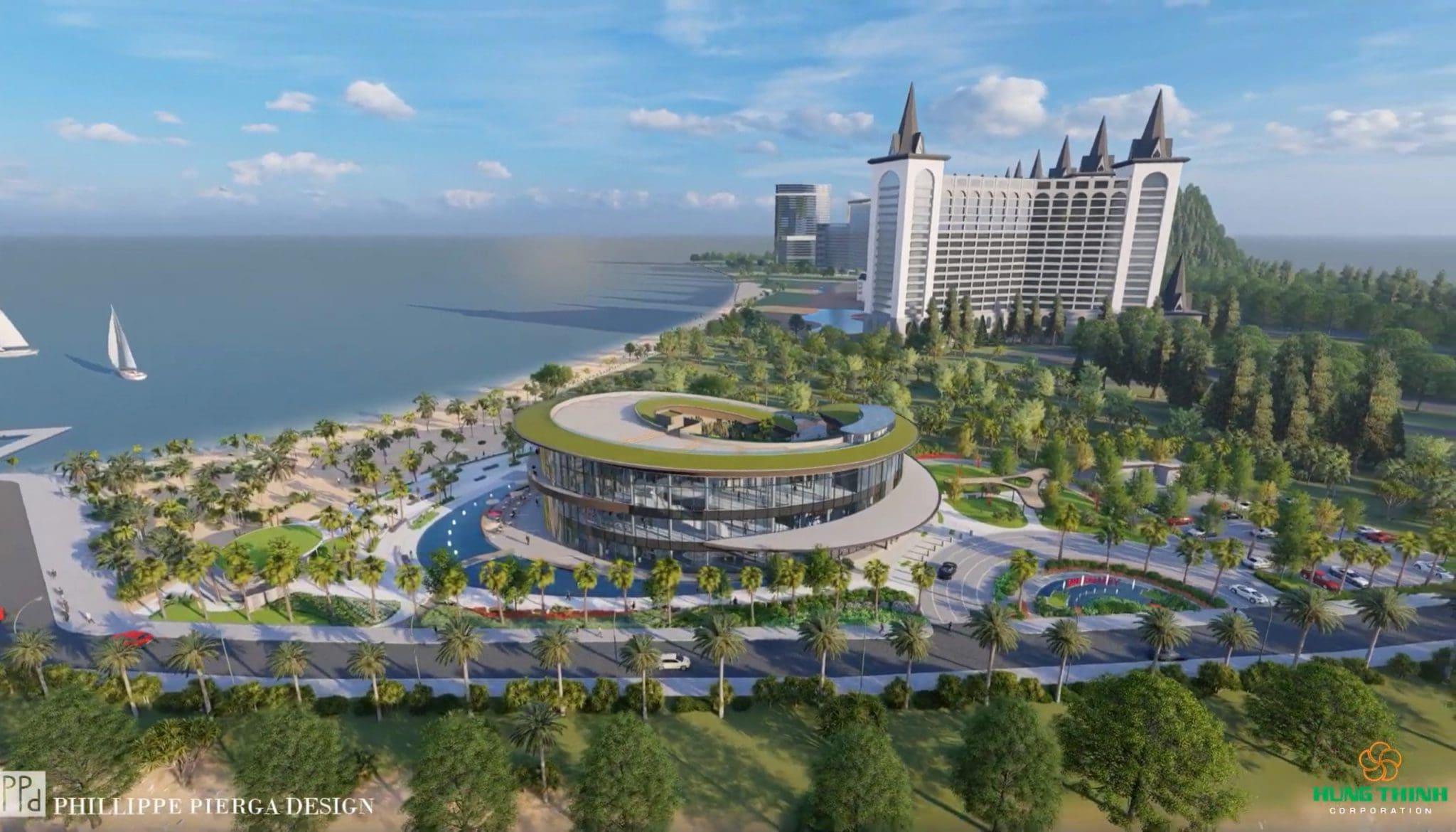 Dự án Hải Giang Merry land