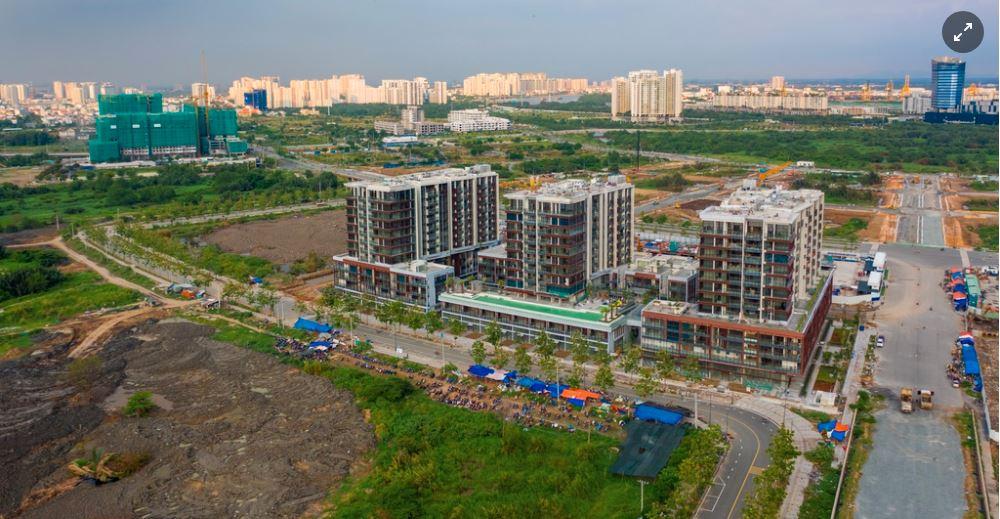 Giá của nhiều dự án căn hộ trong quý II tăng khoảng 10% so với giai đoạn mở bán trước đó.