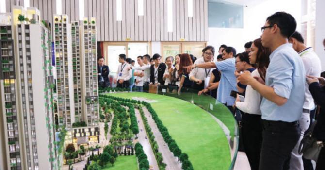 Liệu có một cơn sóng bất động sản vào cuối năm?
