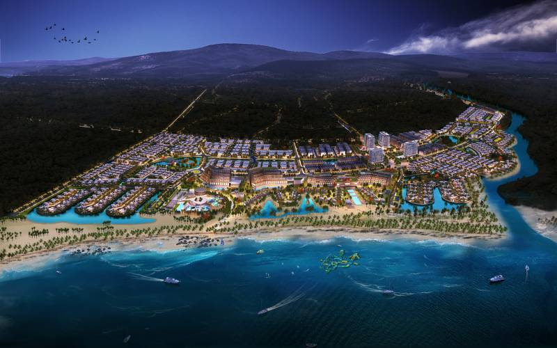 Quy hoạch dự án Hải Giang Merry Land