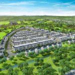 Quy mô dự án West Lakes Golf & Villas
