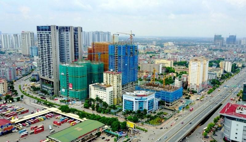 Thiếu dự án lớn vốn ngoại vào bất động sản giảm mạnh