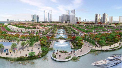 Long Hưng City có những tiện ích gì?