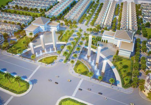 Tiến độ các hạng mục của dự án Golden Bay City